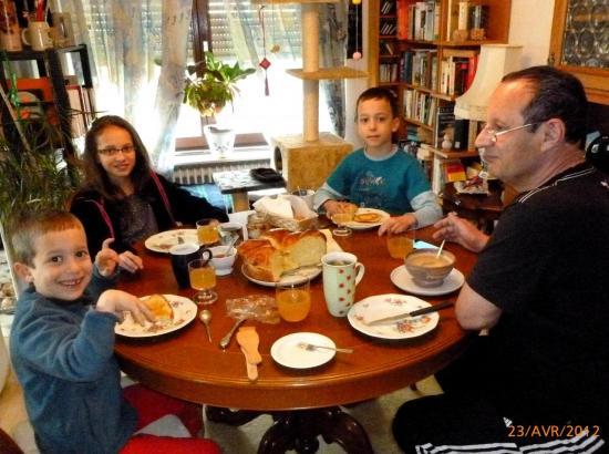 23.1 repas en famille