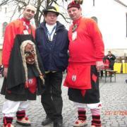 Nicolas, Volker et moi