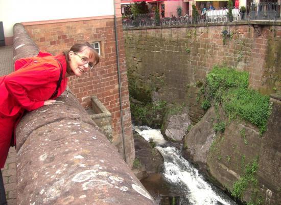 Wasserfall de Saarburg