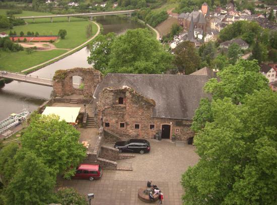 Château de la tour.