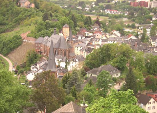 Vieux Saarburg