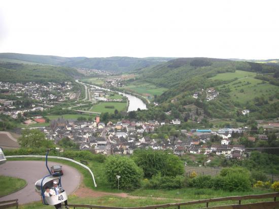 Saarburg du village Hollandais.