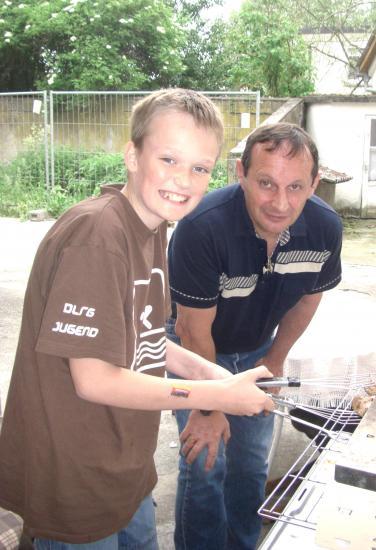 Florian et Christian