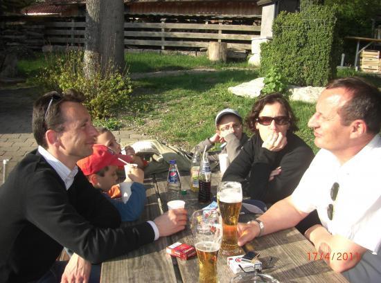 Pot à Lichtenstein Steph, Eric et les enfants