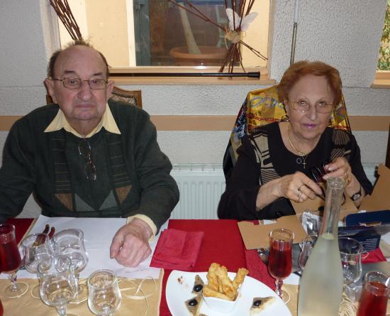 Des parents heureux