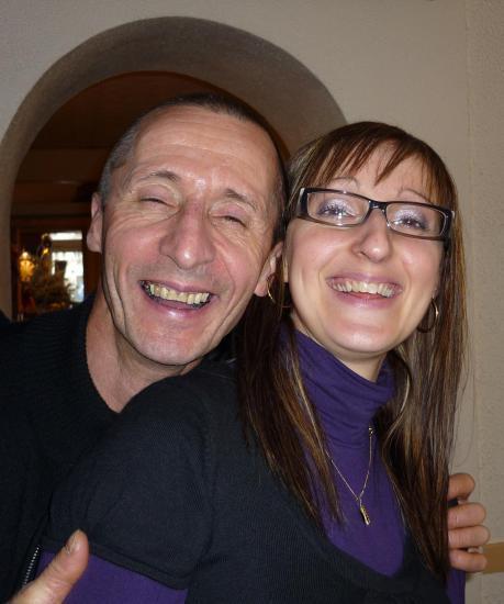 Amandine et Pascal