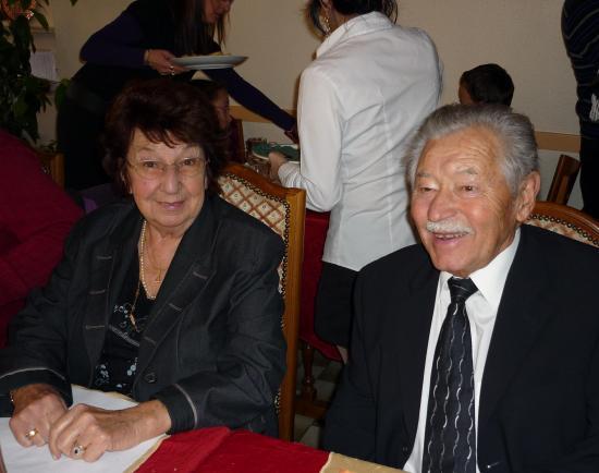 M et Mme Lejeune